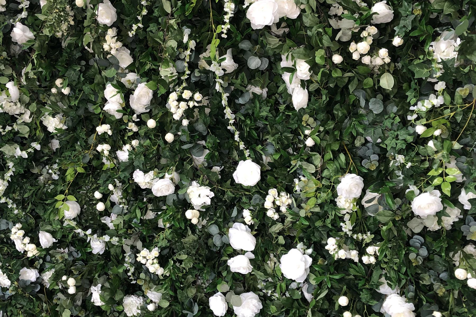 Flower Wall Rental Houston Posh Flower Wall Co